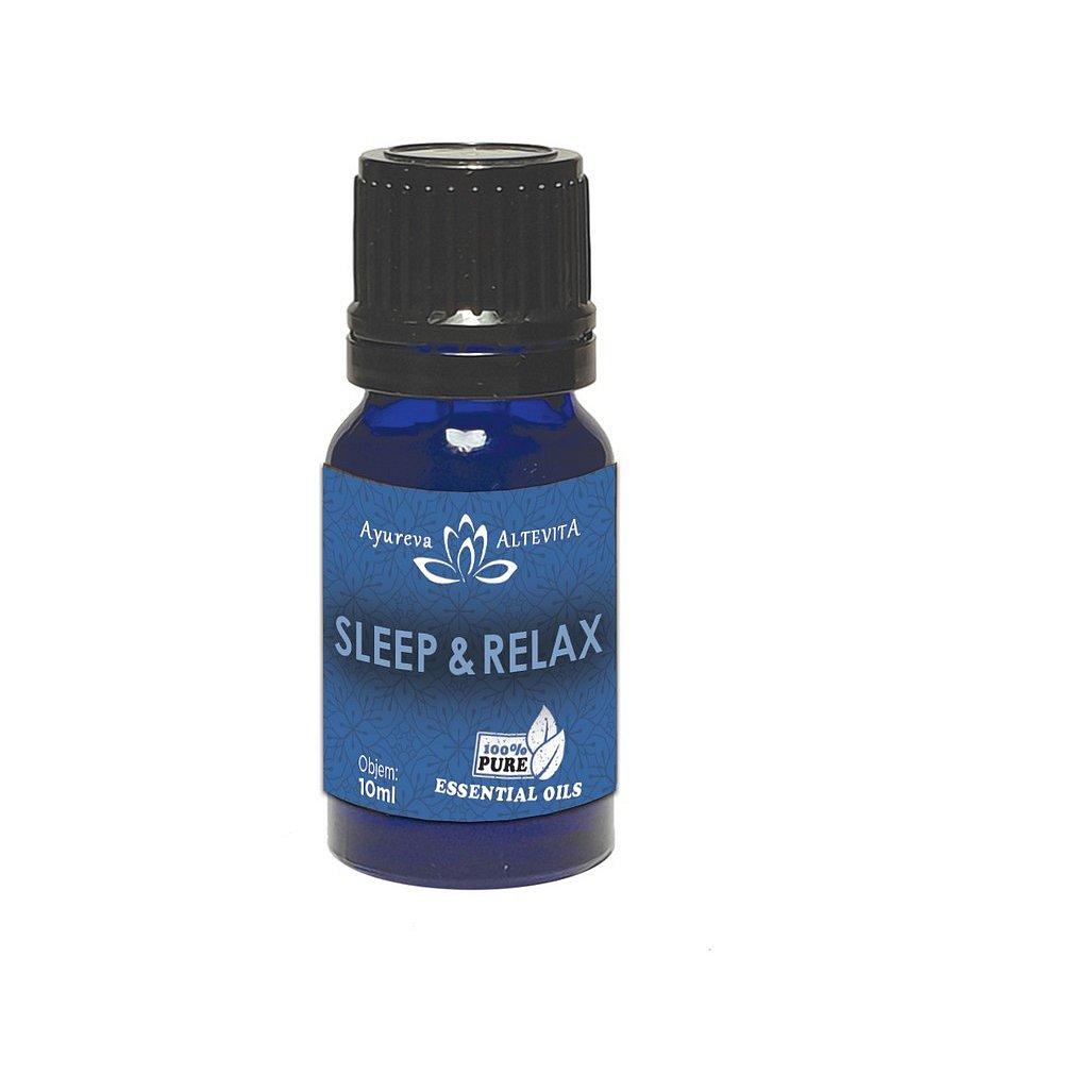 Altevita Esenciální olej směs Spánek a Relax 100% 10ml