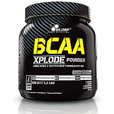 BCAA Xplode, Olimp,  500 g, Citron