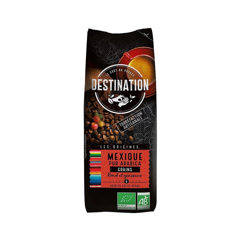 BIO NEBIO zrnková káva BIO Mexiko Destination 250 g