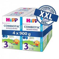 Hipp 3 JUNIOR Combiotik 4x900 g