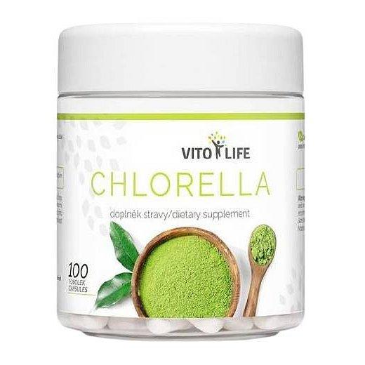 Vito Life Chlorella 100 tobolek