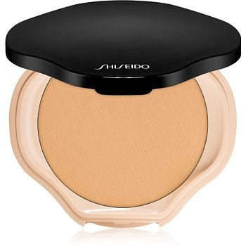 Shiseido Makeup Sheer and Perfect Compact kompaktní pudrový make-up SPF 15 odstín O 40 Natural Fair Ochre 10 g