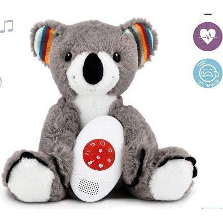 ZAZU Koala COCO - Šumící zvířátko s tlukotem srdce a melodiemi