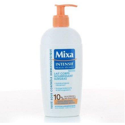 Mixa Regenerační promašťující tělové mléko 250ml