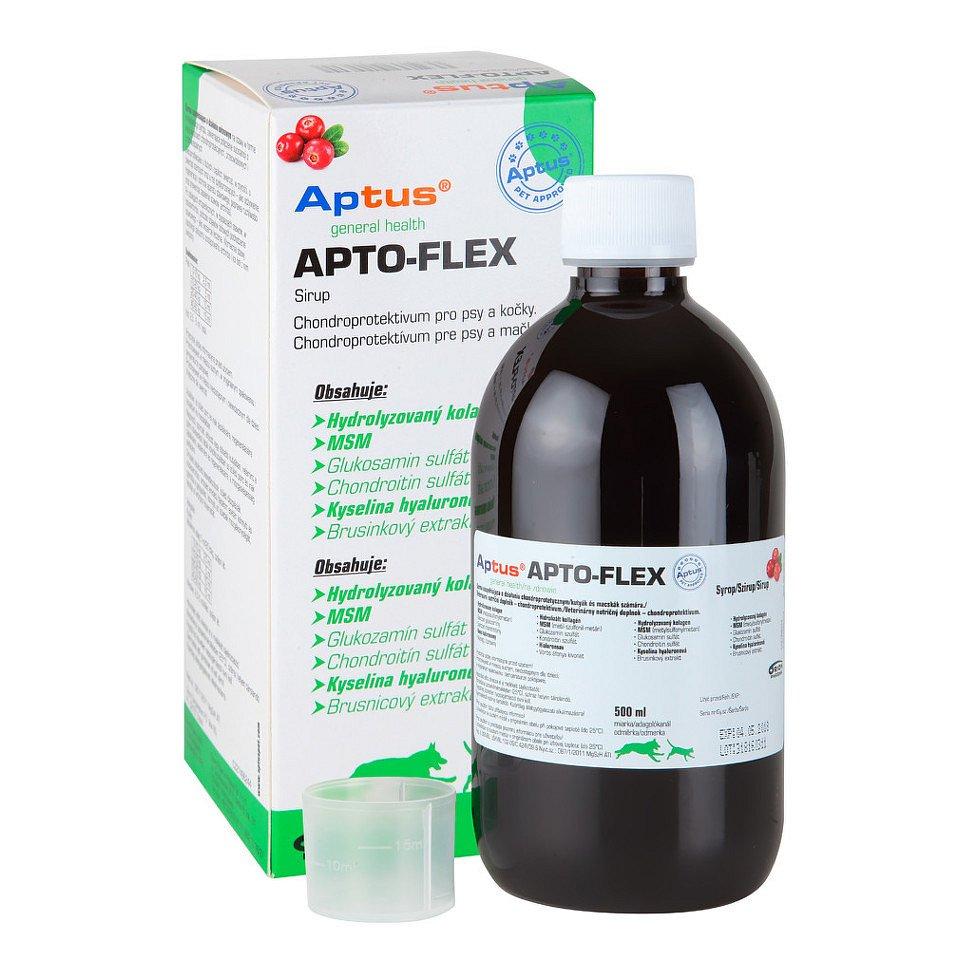 APTUS APTO-FLEX vet.sirup a.u.v. 500ml - II. jakost