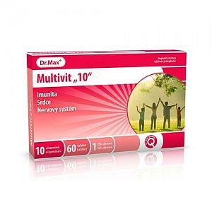 "Dr.Max MULTIVIT ""10"" tbl 60"
