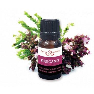 Altevita Esenciální olej 100% - Oregáno 10ml