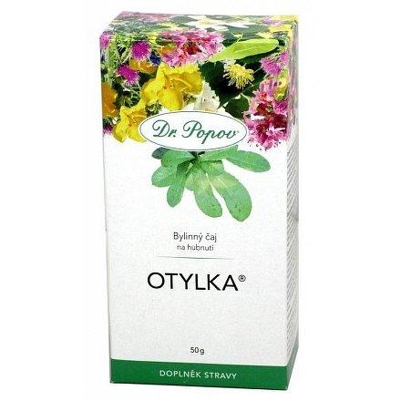 Čaj bylinný redukční Otylka 50g Dr.Popov