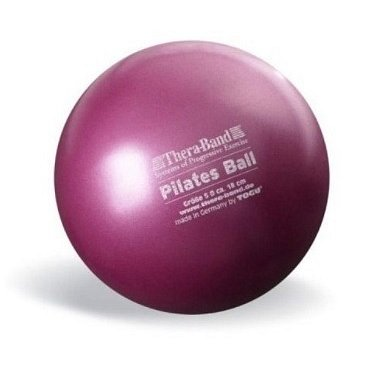 Overball/Pillates Ball Thera-Band® 18 cm, červený