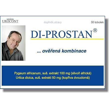 DI-PROSTAN orální tobolky 30