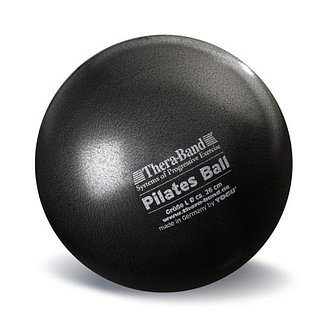 Overball/Pillates Ball Thera-Band® 26 cm, stříbrný