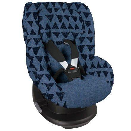 Dooky potah na autosedačku Seat Cover Group1 Blue Tribal