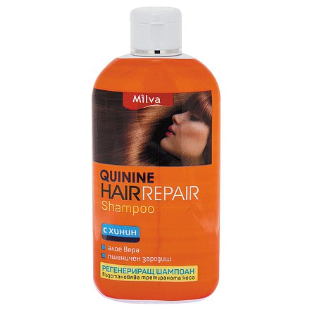 Milva Šampon Hair repair s chininem 200ml