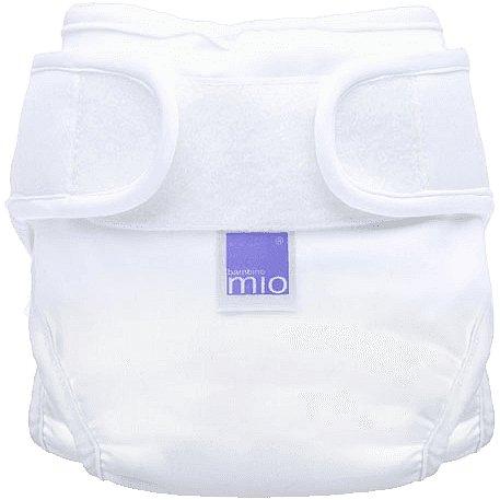 BAMBINO MIO Plenkové kalhotky NEW bílé vel. I. (do 9 kg)