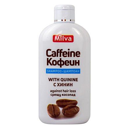 Milva Šampon chinin a kofein 200ml
