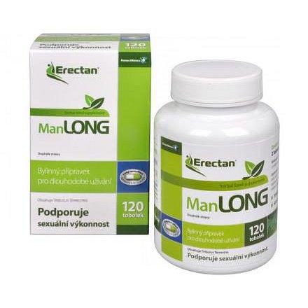 Erectan ManLONG tobolky 120