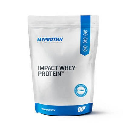 Impact Whey Protein - Chocolate Nut 1KG