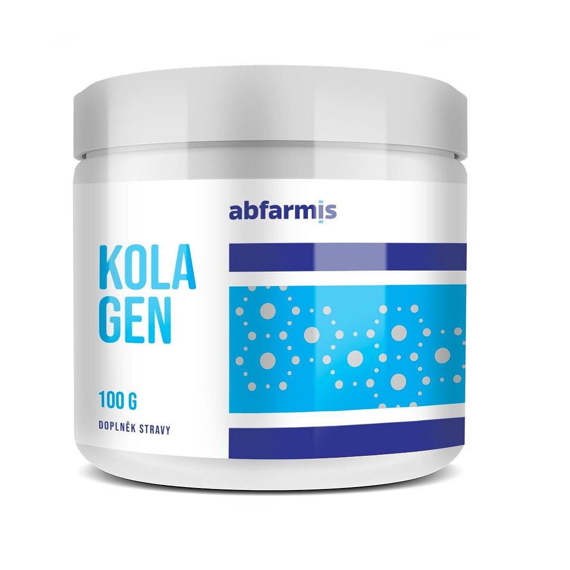 Abfarmis Kolagen prášek 100 g