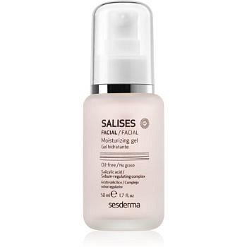 Sesderma Salises hydratační gel pro mastnou pleť se sklonem k akné 50 ml