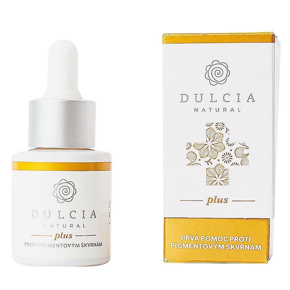 Dulcia natural První pomoc Pigmentové skvrny 20 ml