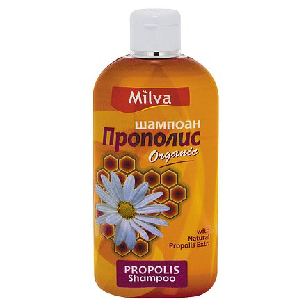 Milva Šampon propolis 200ml