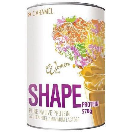 Shape shake - karamel 570g