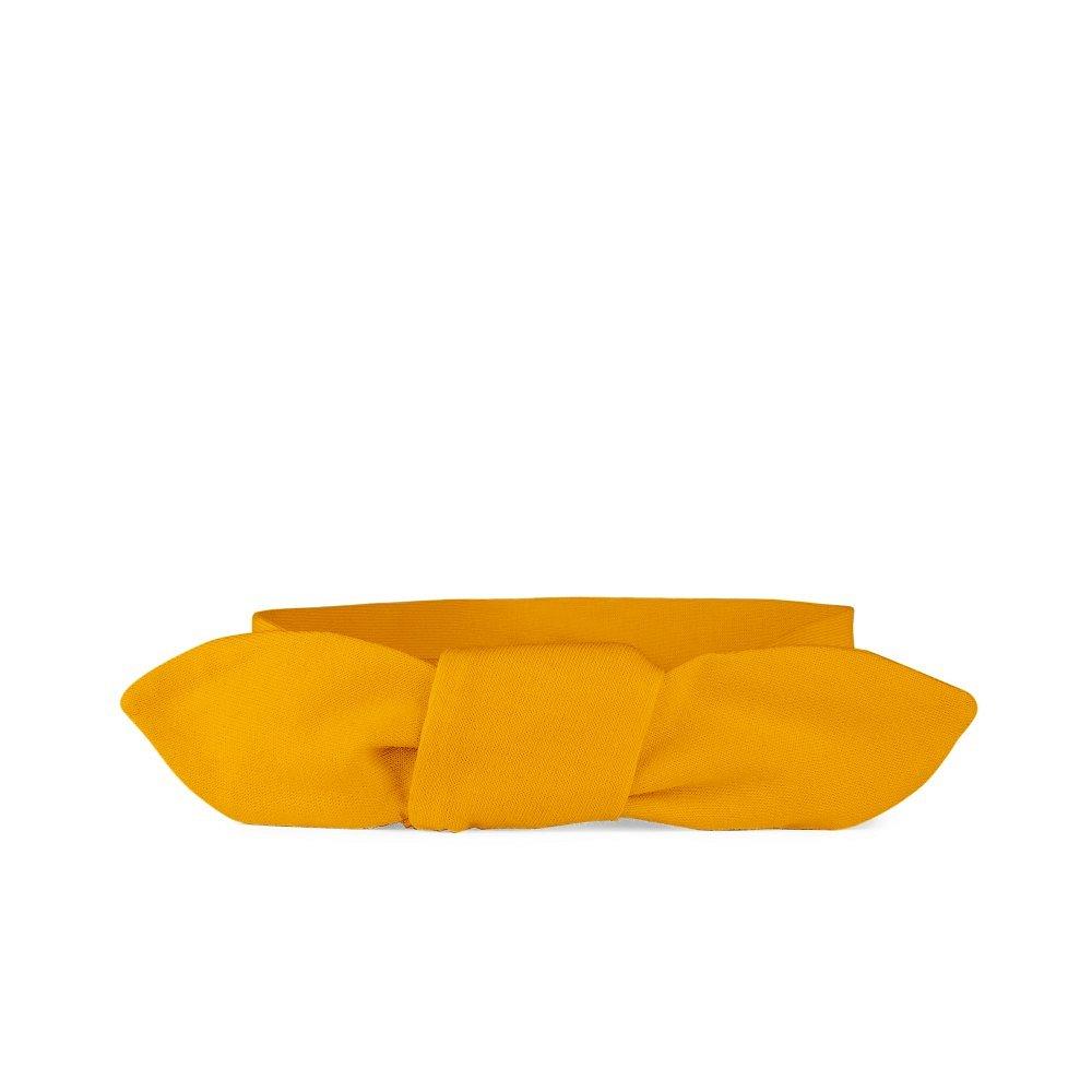 T-tomi Zavazovací čelenka dospělá, mustard