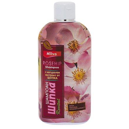 Milva Šampon šípek 200ml