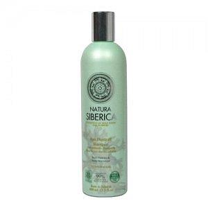 Natura Siberica pro citlivou pokožku hlavy - Proti lupům (Anti Dandruff Shampoo) 400 ml