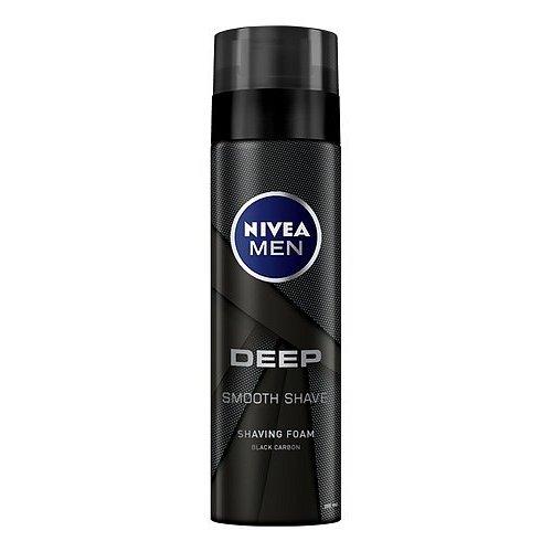Nivea Pěna na holení pro muže Deep  200 ml