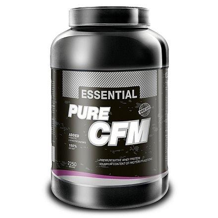 Essential Pure CFM 80 100% whey protein - 2250g pistácie