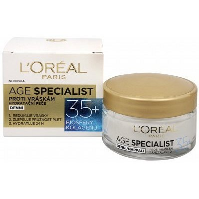 L'oréal Dex Age Expert 35+ denní krém 50 ml