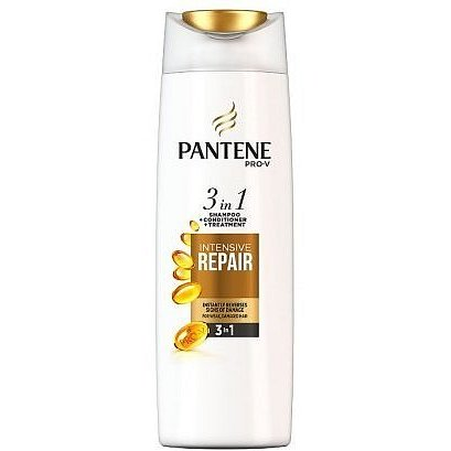 Pantene šampón 3v1 Intensive Repair 360ml