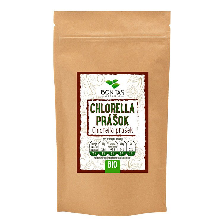 BONITAS BIO Chlorella 100g