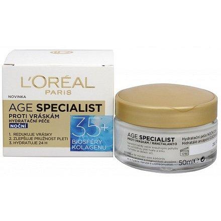 L'oréal Dex Age Expert 35+ noční krém 50 ml