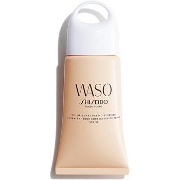 Shiseido Waso Color-Smart Day Moisturizer hydratační denní krém pro sjednocení tónu pleti SPF 30  50 ml