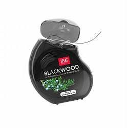 SPLAT Special BLACKWOOD zubní nit 30 m černá