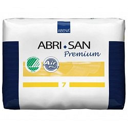 Abri San Air Plus č. 7 inkontinenční pleny 30 ks