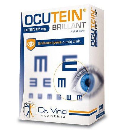Ocutein Brillant Lutein 25 mgDaVinci 30 tobolky