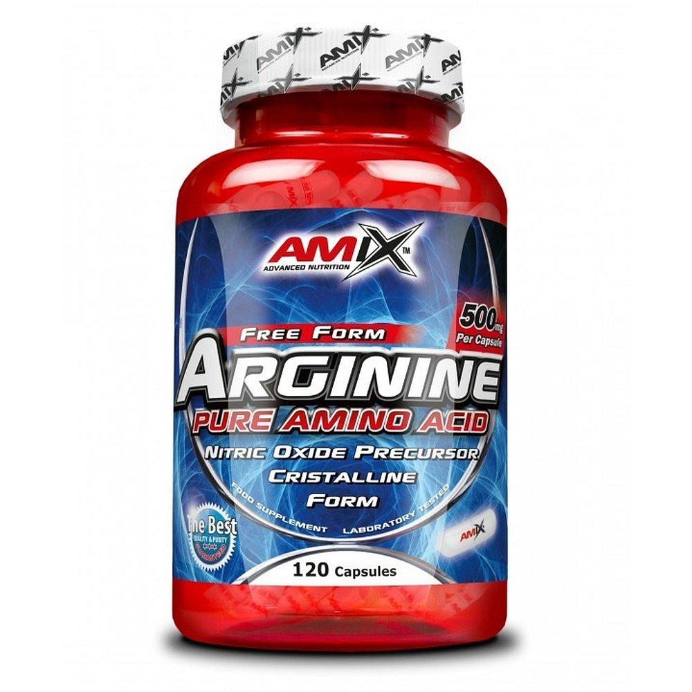 AMIX Arginine 120 kapslí