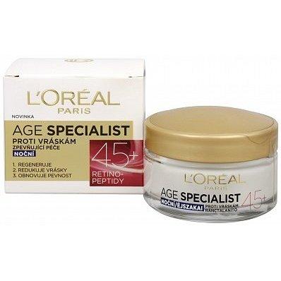 'oréal DEX Age Expert 45+ noční krém 50ml