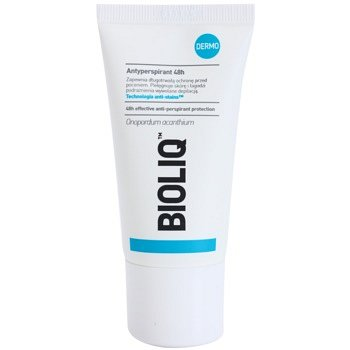 Bioliq Dermo antiperspirant roll-on pro citlivou a depilovanou pokožku 48h 50 ml