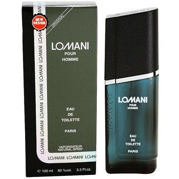 Lomani Pour Homme toaletní voda pro muže 100 ml