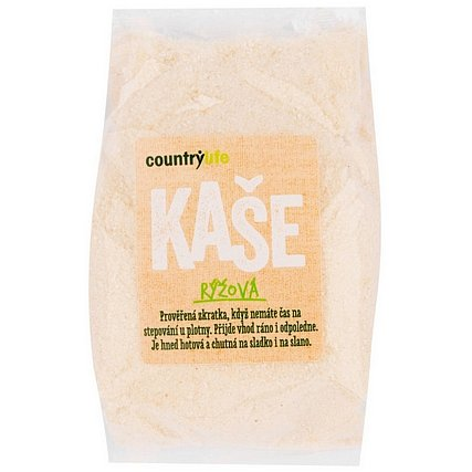 Country Life Kaše rýžová 300g