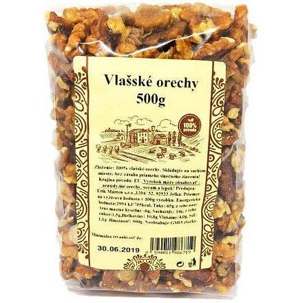 IBK Vlašské ořechy loupané 500 g