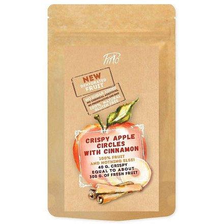 Jablečné kroužky se skořicí 40 g