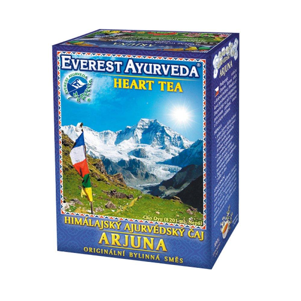 EVEREST-AYURVEDA ARJUNA Srdeční činnost 100 g sypaného čaje