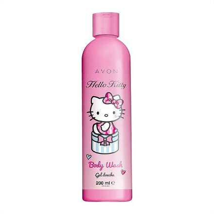 Avon Sprchový gel Hello Kitty 200 ml