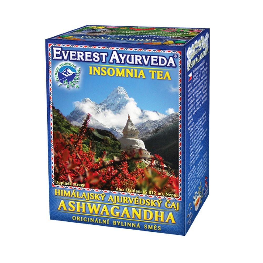 EVEREST-AYURVEDA ASHWAGANDHA Odpočinek & spánek 100 g sypaného čaje