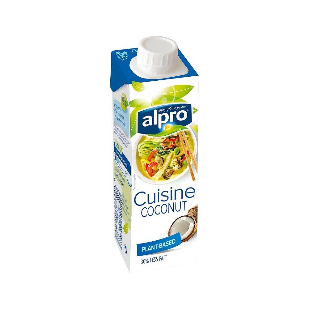 ALPRO Coconut Cuisine - kokosová alternativa ke smetaně 250 ml
